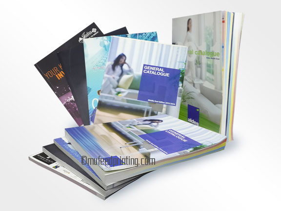 catalogue designing in sharjah,UAE